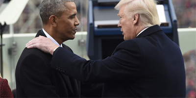 Obama'dan Trump'a sert tepki